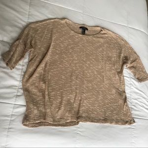 Forever 21 oversized lightweight sweater